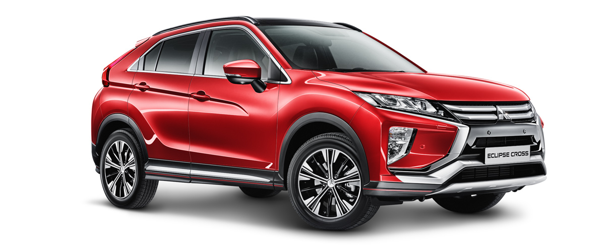 mitsubishi eclipse cross beauty front 1200
